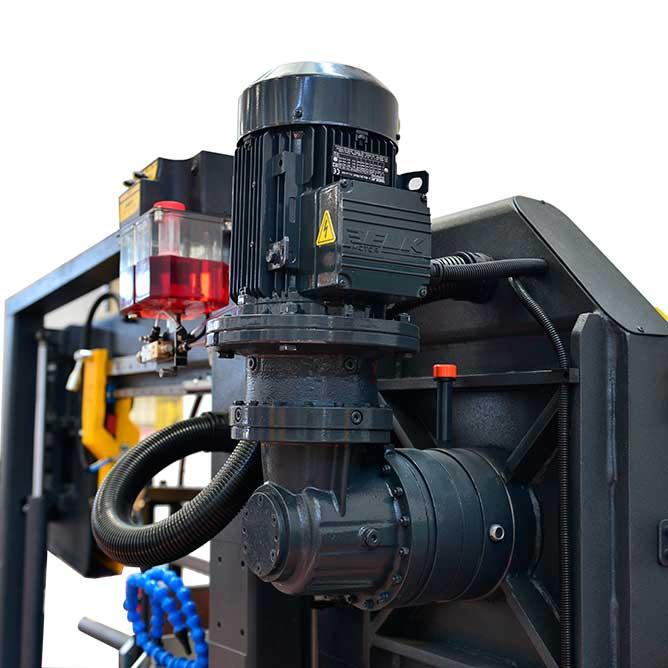 Автоматический ленточнопильный станок Beka-Mak BMSO 360CGH NC